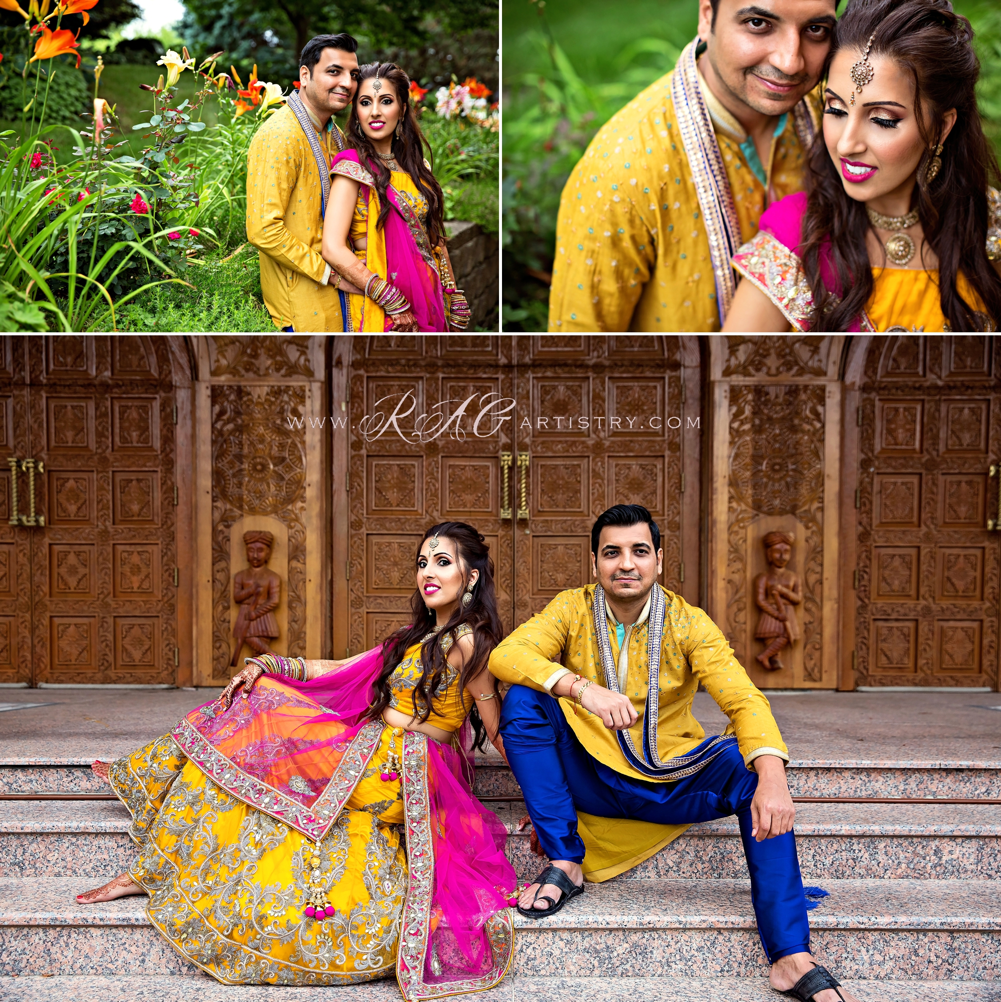 Tanvi kamdar wedding